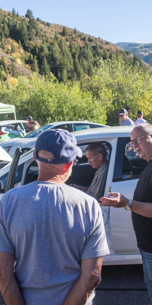 2018 EV Sales Event - Walking Mountains Ride and Drive event held Sept. 12.