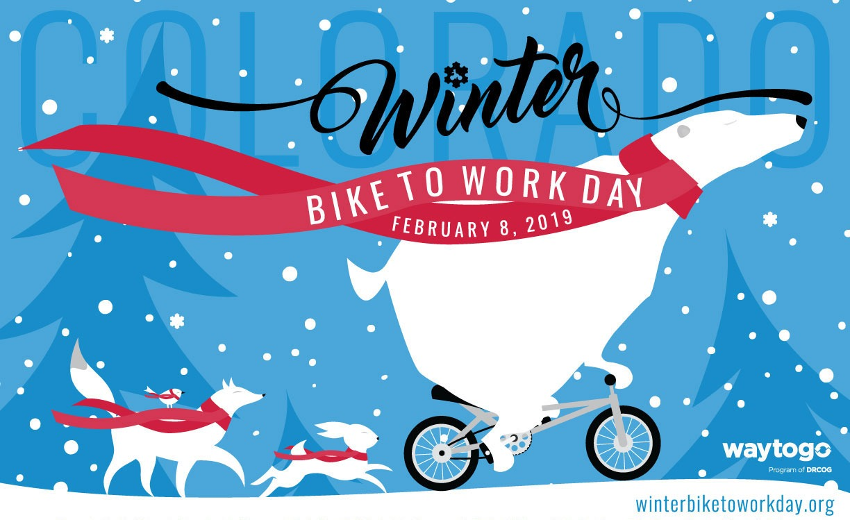 2019 Winter Bike to Work Day